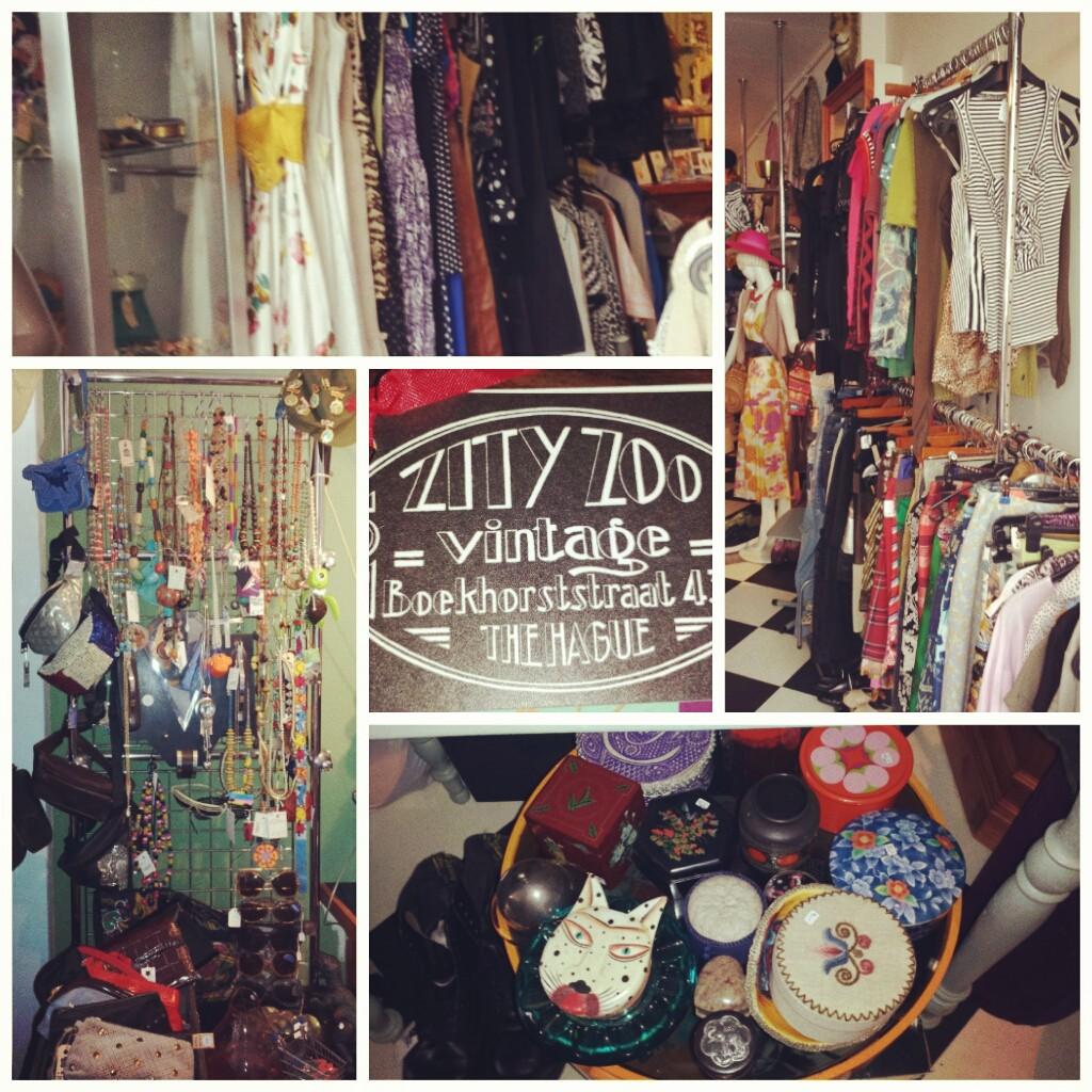 Vintage Shops Zity Zoo By Deedee