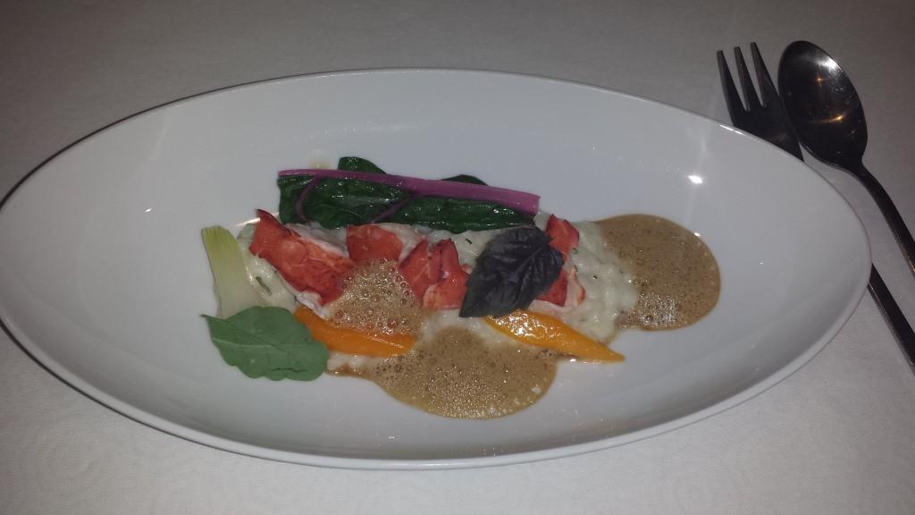 'Acquarello', Canadese kreeft, blette